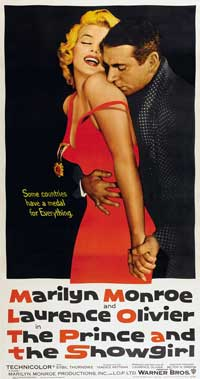 The Prince and the Showgirl - 20 x 40 Movie Poster - Style A