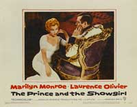 The Prince and the Showgirl - 11 x 14 Movie Poster - Style D