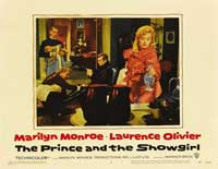 The Prince and the Showgirl - 11 x 14 Movie Poster - Style F