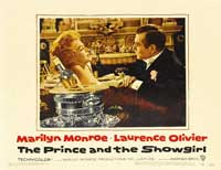 The Prince and the Showgirl - 11 x 14 Movie Poster - Style H