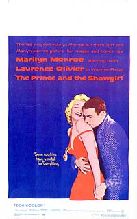 The Prince and the Showgirl - 11 x 17 Movie Poster - Style D