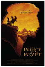 Prince of Egypt - 27 x 40 Movie Poster - Style A
