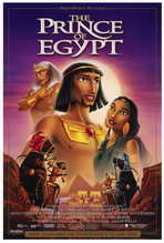 Prince of Egypt - 27 x 40 Movie Poster - Style B