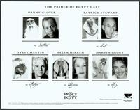 Prince of Egypt - 8 x 10 B&W Photo #1
