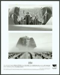 Prince of Egypt - 8 x 10 B&W Photo #4
