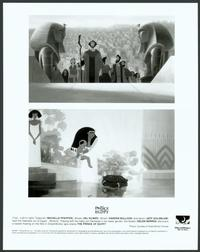 Prince of Egypt - 8 x 10 B&W Photo #9