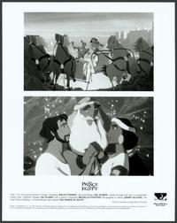 Prince of Egypt - 8 x 10 B&W Photo #11