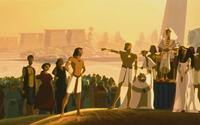 Prince of Egypt - 8 x 10 Color Photo #1