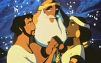 Prince of Egypt - 8 x 10 Color Photo #12