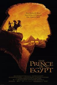 Prince of Egypt - 11 x 17 Movie Poster - Style A