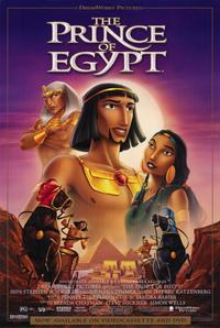 Prince of Egypt - 11 x 17 Movie Poster - Style B