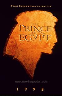 Prince of Egypt - 11 x 14 Movie Poster - Style C