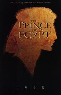 Prince of Egypt - 11 x 17 Movie Poster - Style D
