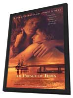 The Prince of Tides - 11 x 17 Movie Poster - Style A - in Deluxe Wood Frame