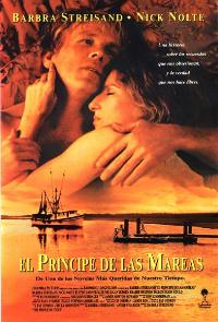 The Prince of Tides - 11 x 17 Movie Poster - Spanish Style A