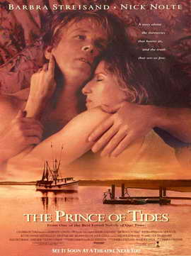 The Prince of Tides - 11 x 17 Movie Poster - Style B