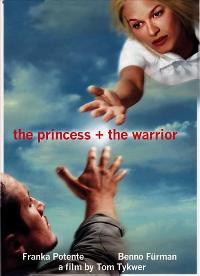 The Princess + the Warrior - 27 x 40 Movie Poster - Belgian Style A