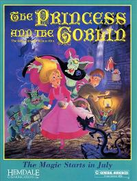 The Princess and the Goblin - 27 x 40 Movie Poster - Style B