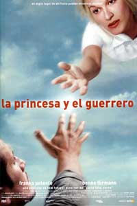 The Princess and the Warrior - 11 x 17 Movie Poster - Spanish Style A