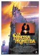 The Princess Bride - 27 x 40 Movie Poster - Spanish Style A