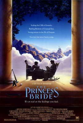 The Princess Bride - 27 x 40 Movie Poster - Style A