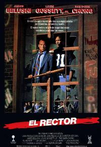 The Principal - 11 x 17 Movie Poster - Spanish Style A