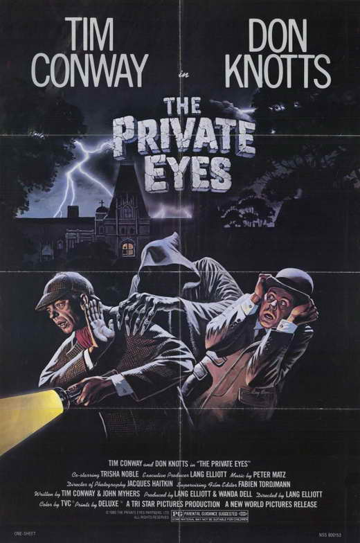 The Private Eyes Movie Posters From Movie Poster Shop