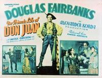 The Private Life of Don Juan - 11 x 14 Movie Poster - Style B