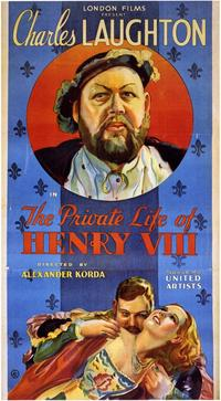 The Private Life of Henry VIII - 11 x 17 Movie Poster - Style A