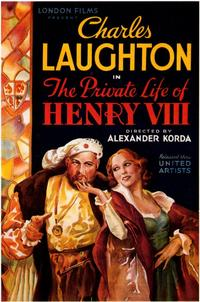 The Private Life of Henry VIII - 11 x 17 Movie Poster - Style C