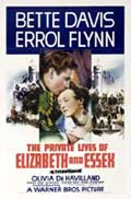 The Private Lives of Elizabeth & Essex - 11 x 17 Movie Poster - Style A