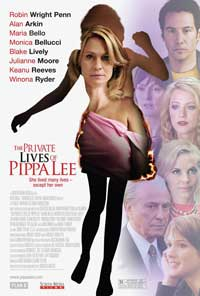 The Private Lives of Pippa Lee - 11 x 17 Movie Poster - Style A