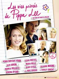 The Private Lives of Pippa Lee - 11 x 17 Movie Poster - French Style A