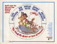 Private Navy of Sgt. O'Farrell - 11 x 14 Movie Poster - Style A