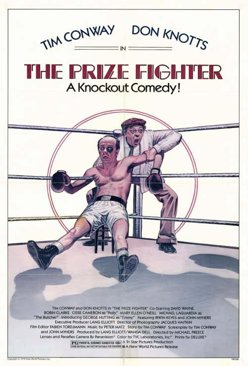 The Prize Fighter movie