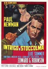 The Prize - 27 x 40 Movie Poster - Italian Style A