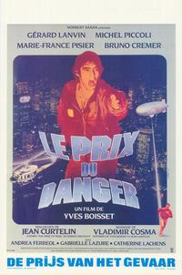 The Prize of Peril - 27 x 40 Movie Poster - Belgian Style A