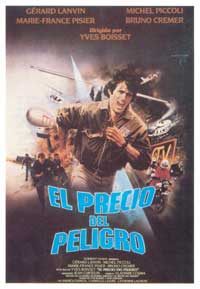 The Prize of Peril - 11 x 17 Movie Poster - Spanish Style A