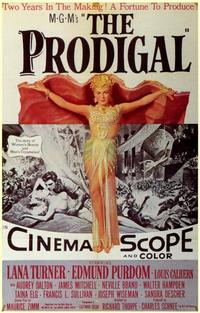 The Prodigal - 11 x 17 Movie Poster - Style A