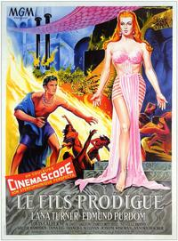 The Prodigal - 11 x 17 Movie Poster - French Style A