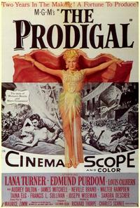 The Prodigal - 27 x 40 Movie Poster - Style A