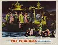 The Prodigal - 11 x 14 Movie Poster - Style E