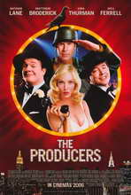 The Producers - 11 x 17 Movie Poster - Style B