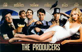 The Producers - 11 x 17 Movie Poster - Style D
