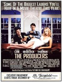 The Producers - 11 x 17 Movie Poster - Style E