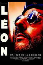 The Professional - 27 x 40 Movie Poster - French Style A