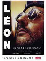 The Professional - 30 x 40 Movie Poster - French Style A