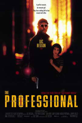 The Professional - 11 x 17 Movie Poster - Style A