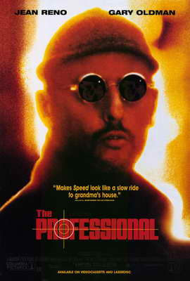 The Professional - 27 x 40 Movie Poster