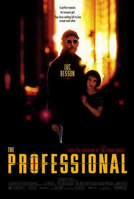 The Professional - 27 x 40 Movie Poster - Style A